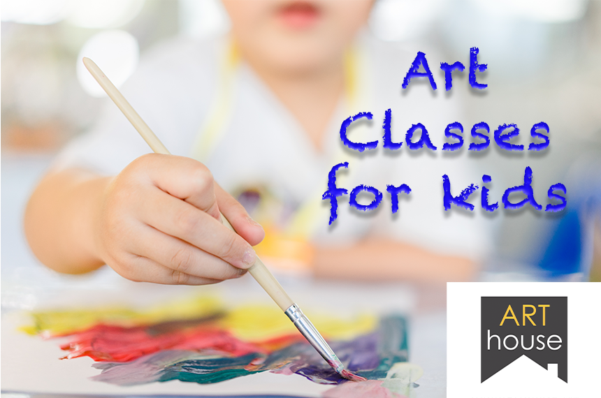 More Info for Art House Kids Art Class: Watercolor Heart with Hug