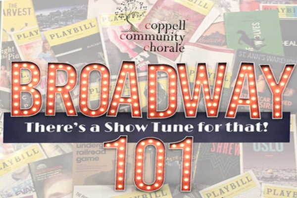More Info for Broadway 101: Facebook LIVE Concert