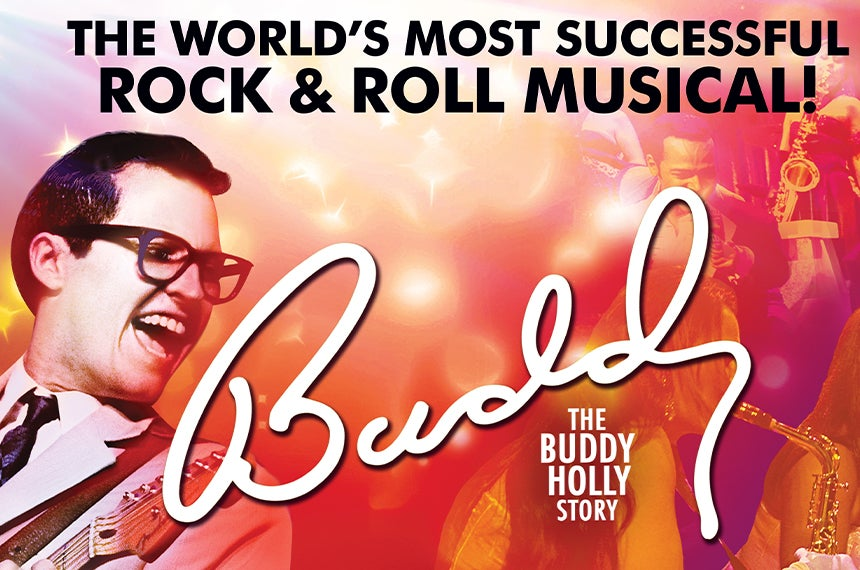 More Info for Buddy: The Buddy Holly Story