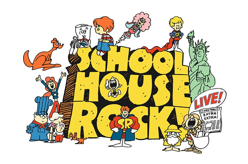 More Info for Schoolhouse Rock Live!