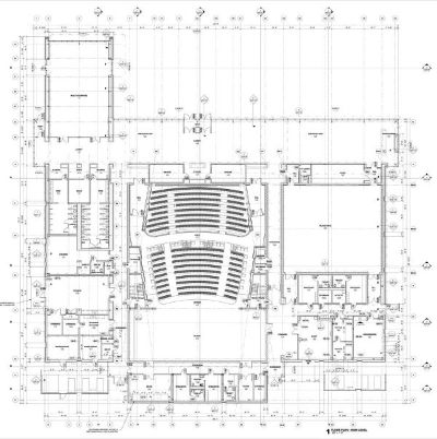 Venue Schematics