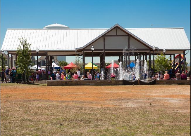 Coppell Pavilion