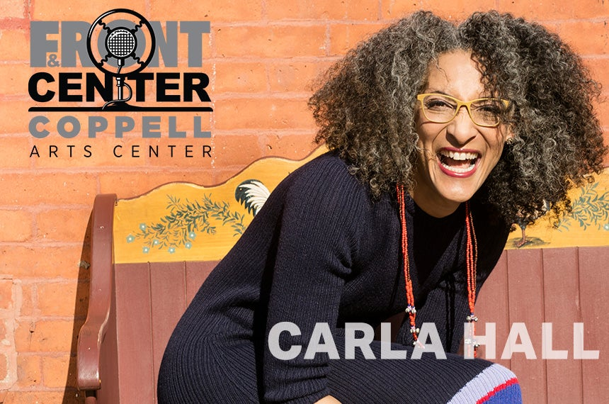 More Info for Front & Center: Carla Hall