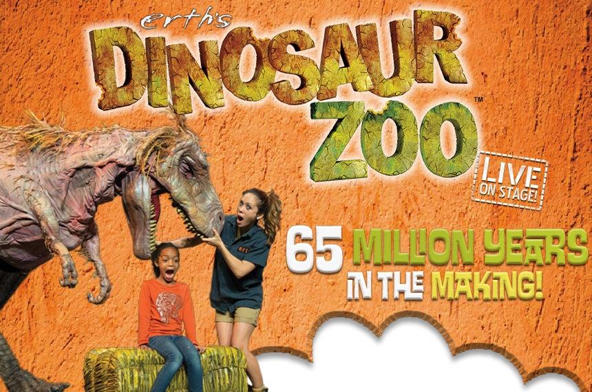More Info for Erth's Dinosaur Zoo Live!