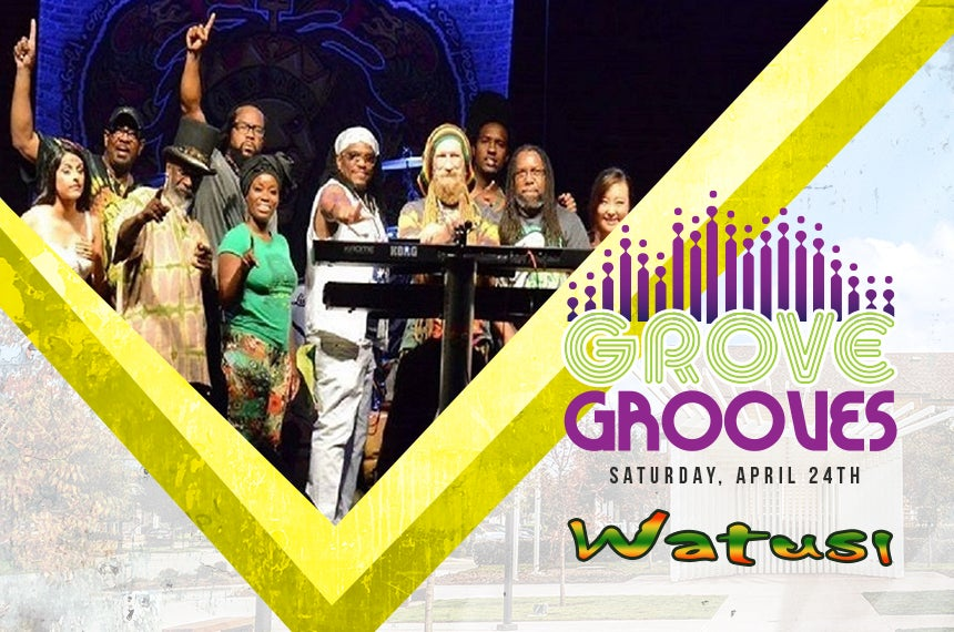 More Info for Grove Grooves: WATUSI