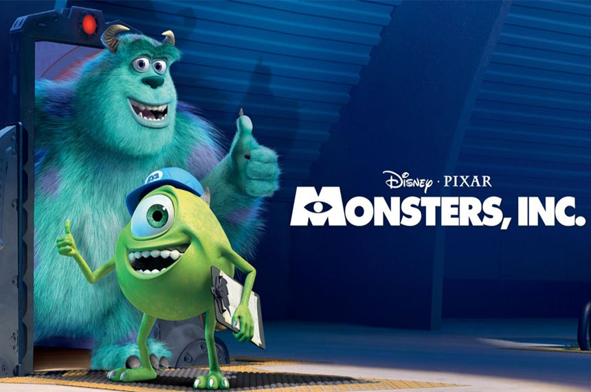 More Info for Monsters, Inc.
