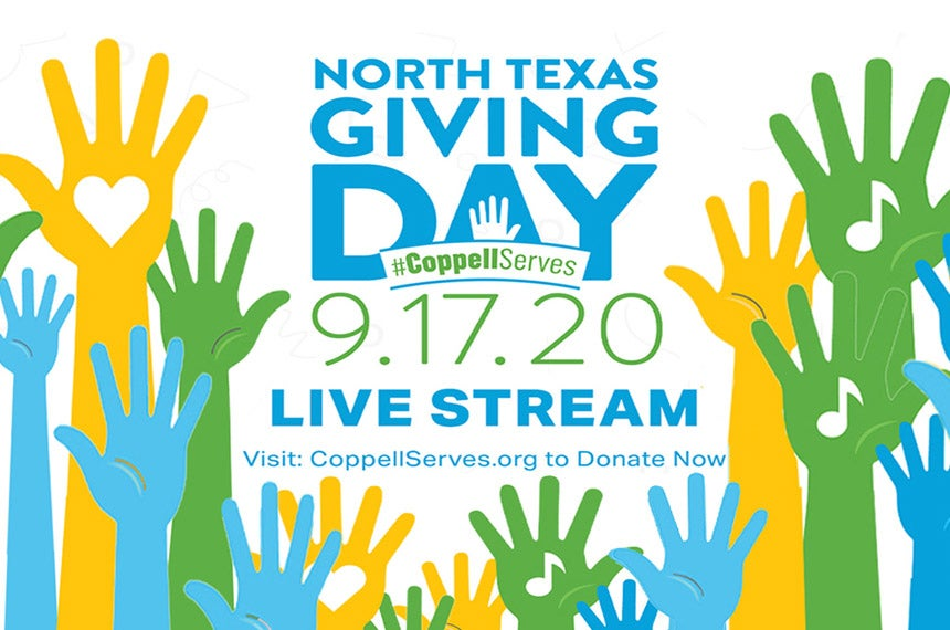 Coppell Serves North Texas Giving Day
