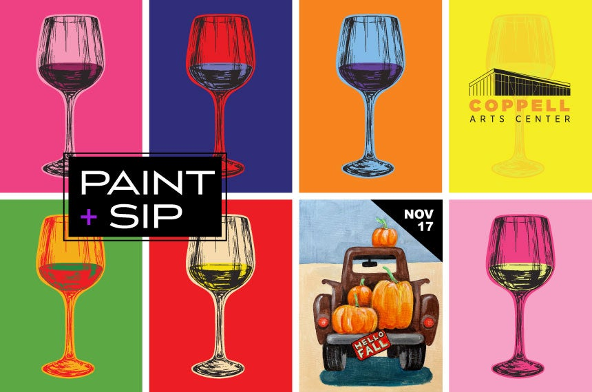 More Info for Paint & Sip Art with Createria Studios