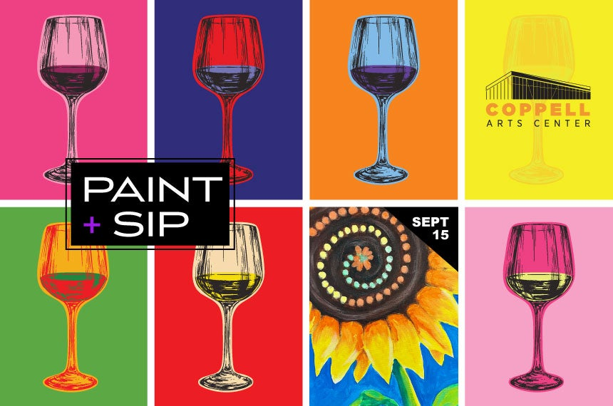 Paint & Sip Art with Createria Studios