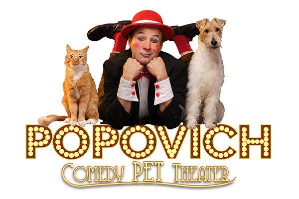 More Info for Popovich Comedy Pet Theater