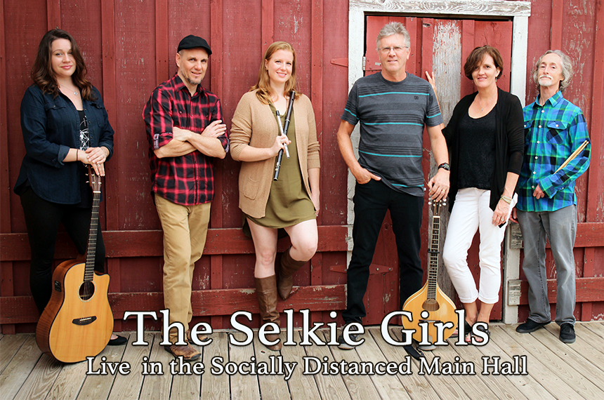 More Info for The Selkie Girls: Live in the Socially Distanced Main Hall
