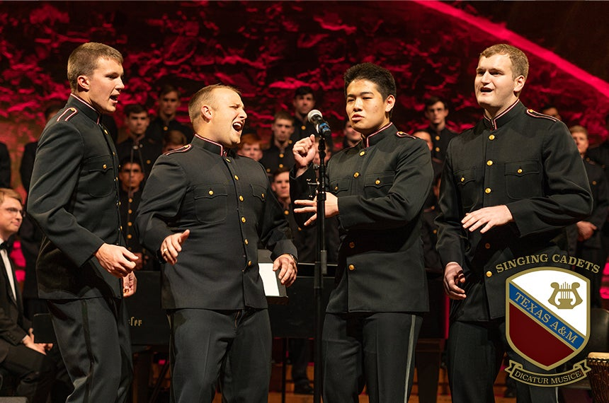 More Info for The Coppell Arts Center Foundation Presents the Texas A&M Singing Cadets