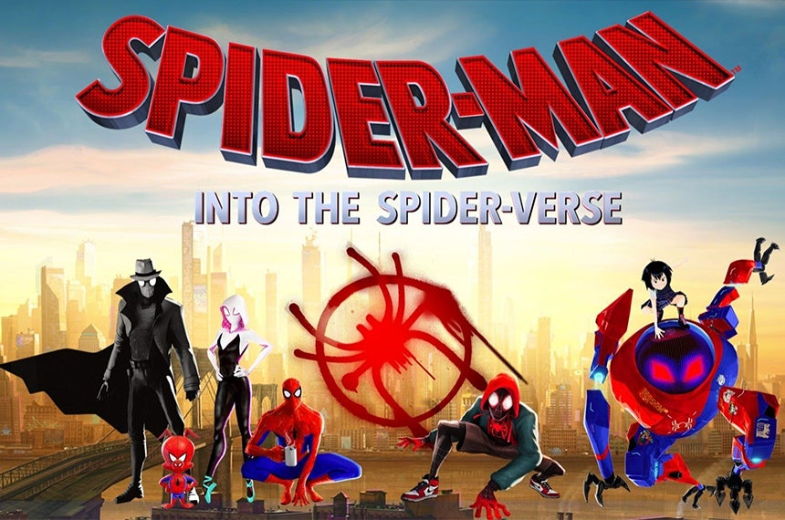 More Info for Spider-Man Into the Spider-Verse