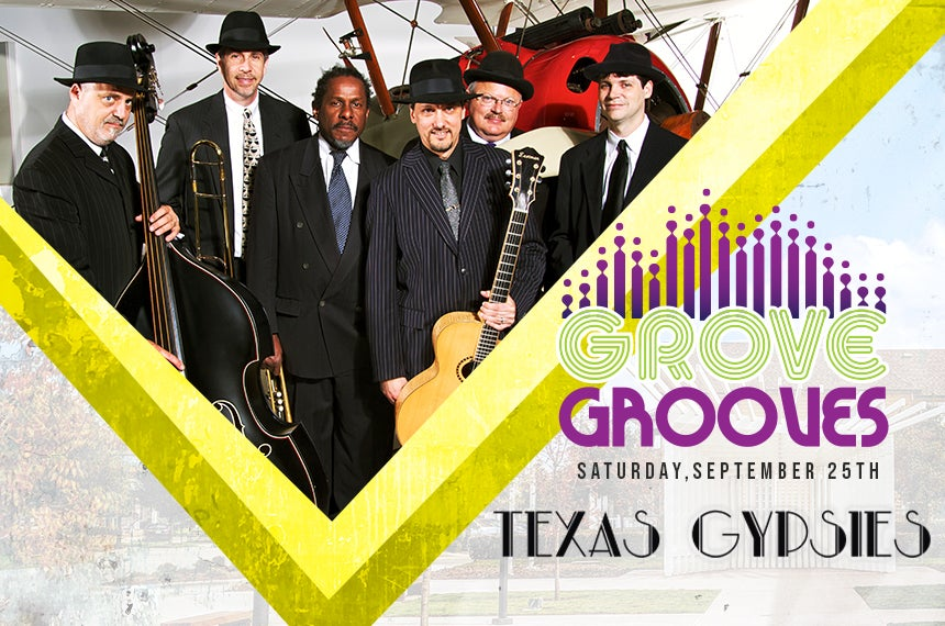 More Info for Grove Grooves: Texas Gypsies