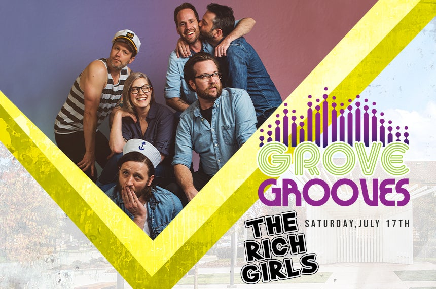 More Info for Grove Grooves: The Rich Girls