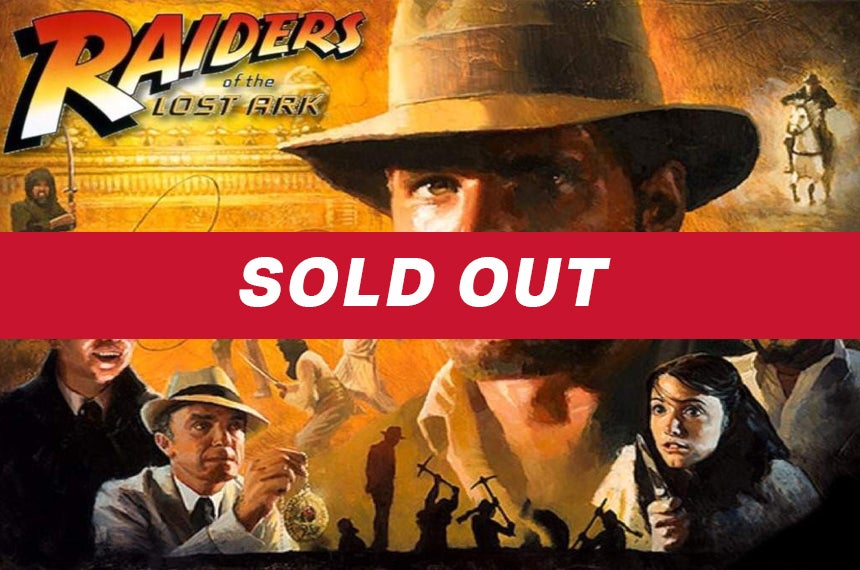 More Info for Indiana Jones Raiders of the Lost Ark