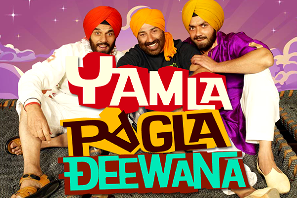 More Info for Yamla Pagla Deewana