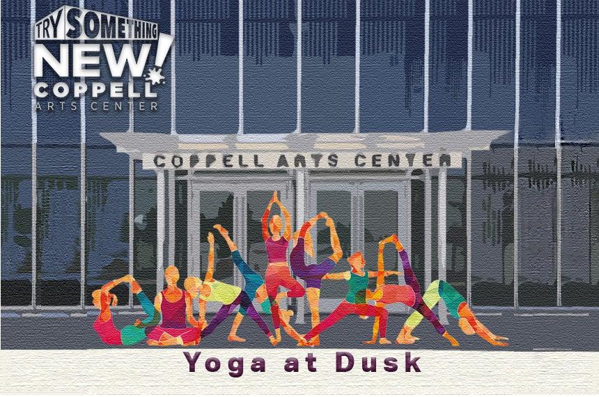 Yoga at Dusk - Celtic Music