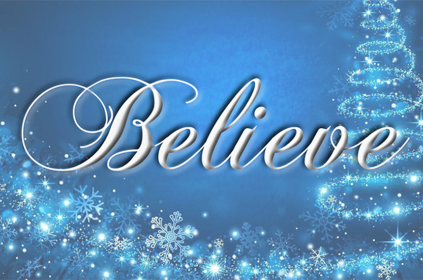 More Info for Believe a Holiday Concert