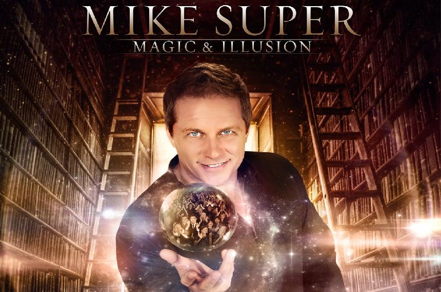 More Info for Mike Super Magic & Illusion