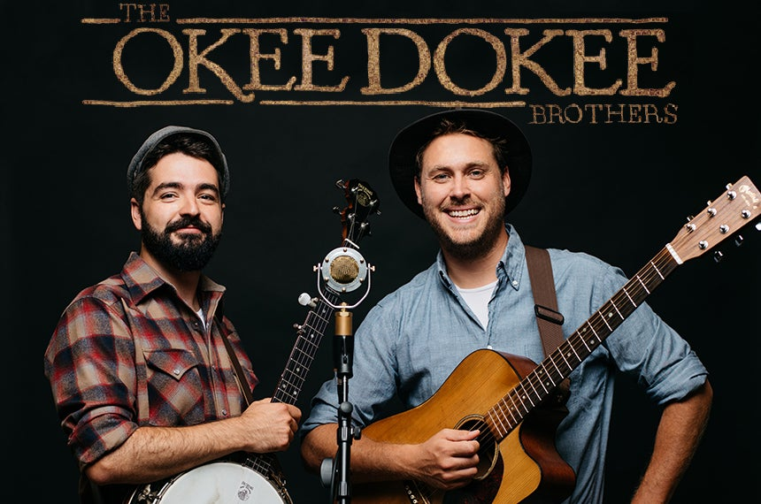 More Info for The Okee Dokee Brothers